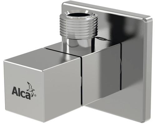 "Ventil rohový Alcaplast 1/2""×3/8"" ARV002"
