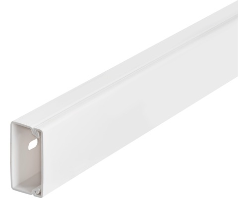 Lišta na kabely Roth Lange 30x15mm 2m bílá