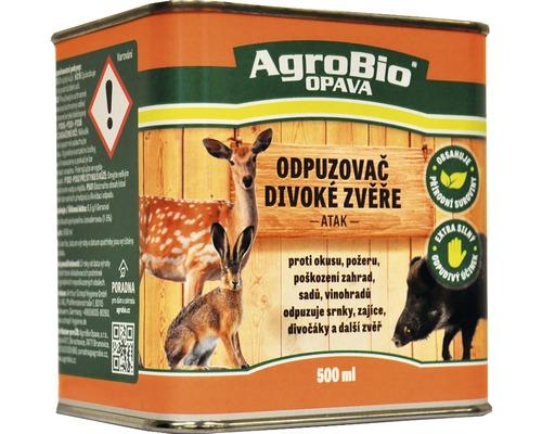 Odpuzovač divoké zvěře ATAK AgroBio 500 ml