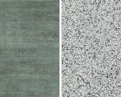 Obkladová deska Polyform 10 x 640 x 4100 mm oboustranná patina / terazzo