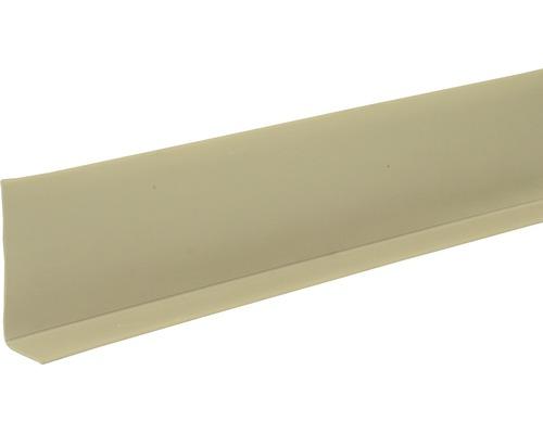Soklová lišta Béžová 5 cm x 15 m