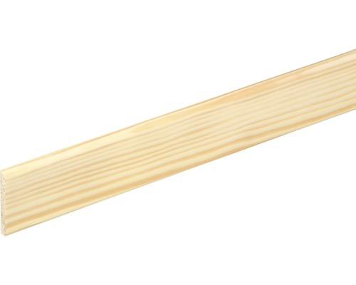 Krycí lišta Konsta 5 x 40 x 2000 mm, borovice