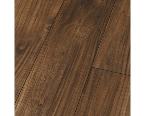 Laminátová podlaha 8.0 Blue Line Wood Morris Walnut