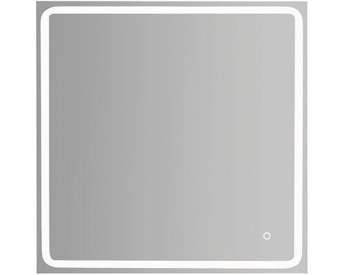 LED zrcadlo do koupelny MIA 80x80 cm IP 44 40 W