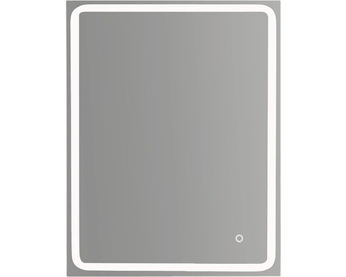 LED zrcadlo do koupelny MIA 70x80 cm IP 44 40 W