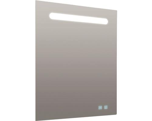 LED zrcadlo do koupelny Lina 80x70 cm