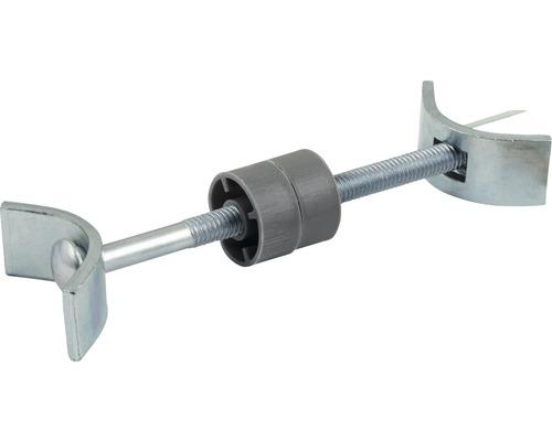 Spojovací kování pro kuchyňské pracovní desky 100 mm, 2 ks