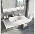 Umyvadlo na desku RAVAK Ceramic Slim 55x37 cm XJX01155002