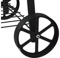 Gril na dřevěné uhlí grilovací vozík Tenneker® TC Barrel II