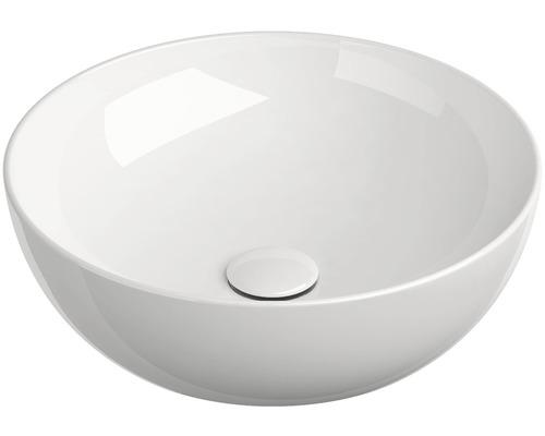 Umyvadlo RAVAK Uni 400 B Slim keramické white XJX01140003