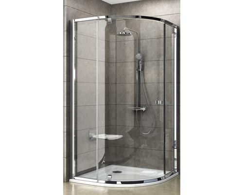 Sprchový kout RAVAK Pivot PSKK3-90 bright alu+Transparent 37677C00Z1