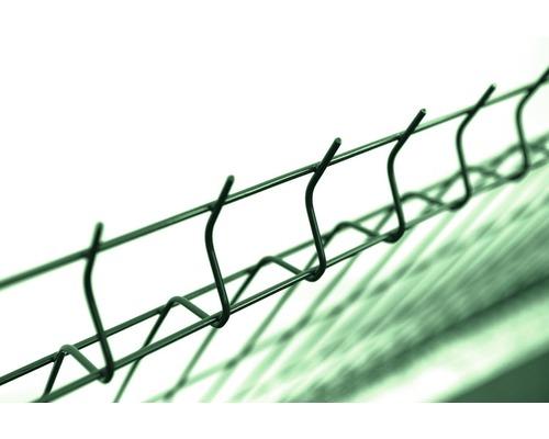 Svařované pletivo PILECKÝ Pilofor Light Zn + PVC 250 x 153 cm zelené