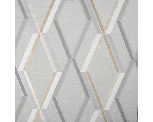 Vliesová tapeta Prestige Geo Grau, 10,05 x 0,52 m