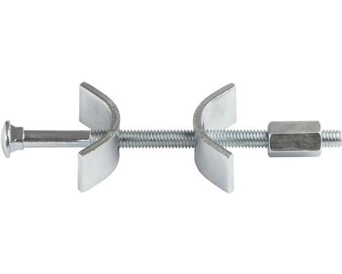 Spojovací kování pro kuchyňské pracovní desky 100 mm, 6 ks