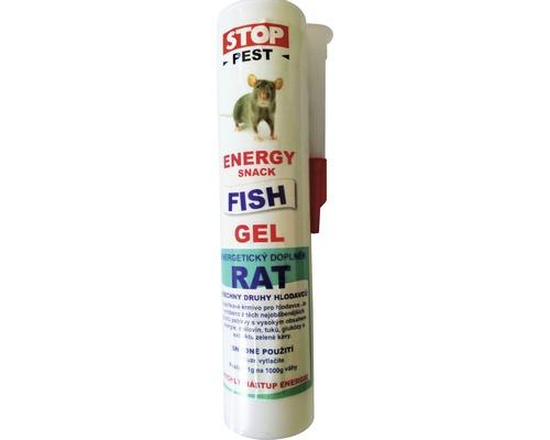 ENERGY GEL FISH RAT (potkan) kartuše 230 g