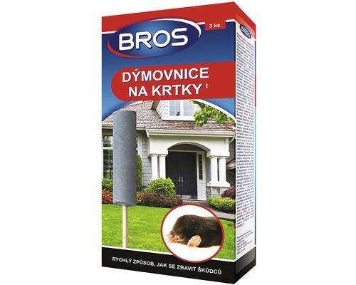Dýmovnice BROS proti krtkům 3 ks