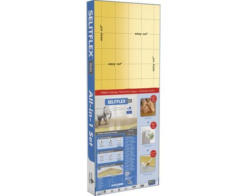 Izolace proti kročejovému hluku SELITFLEX 10 mm Thermo 6m²