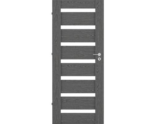 Interiérové dveře PRESTON 1 90 levé antracit