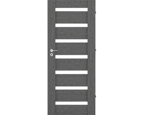 Interiérové dveře PRESTON 1 90 pravé antracit