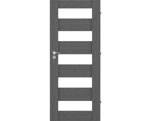 Interiérové dveře PRESTON 2 70 pravé antracit