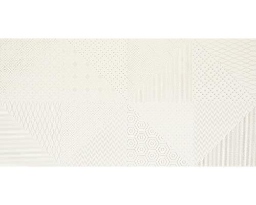 Dekor Savio beige J 25x50 cm mozaika