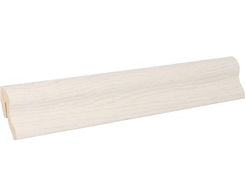 Podlahová lišta MDF 22 x 40 x 2600 mm B062 dub candle
