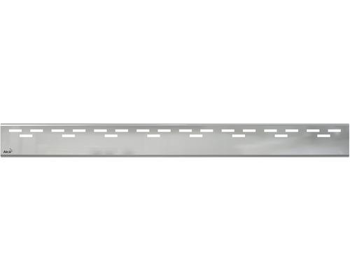 Rošt pro liniový podlahový žlab Alcaplast 55 cm nerez matný lines HOPE-550M