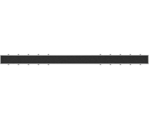 Rošt pro podlahový žlab Alcaplast 75 cm nerez pro vložení dlažby TILE-750