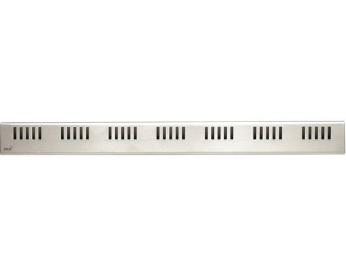 Rošt pro liniový podlahový žlab Alcaplast 115 cm nerez matný lines DREAM-1150M