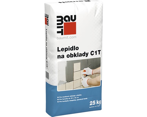 Lepidlo na obklady Baumit C1T 25 kg