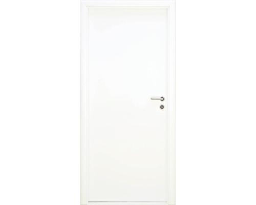 Interiérové dveře plné 90 P bílé