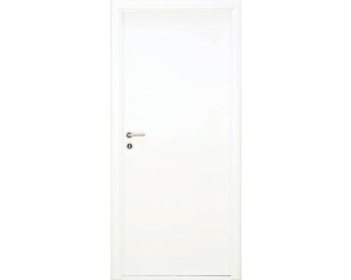 Interiérové dveře plné 60 L bílé