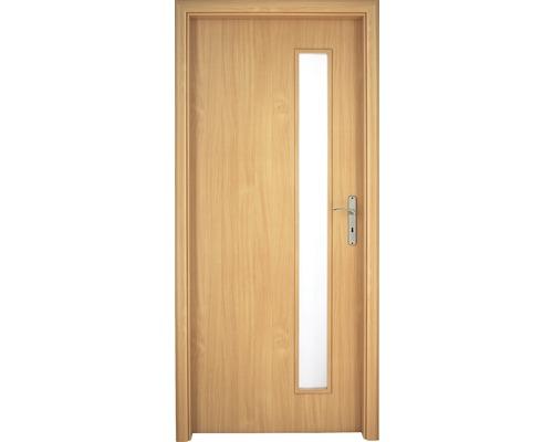 Interiérové dveře Sierra prosklené 80 P buk