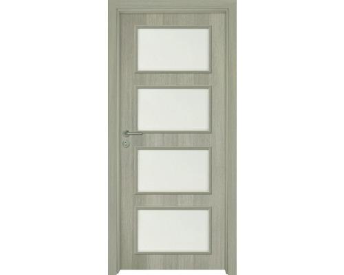 Interiérové dveře Colorado 5 prosklené 90 L cedr (VÝROBA NA OBJEDNÁVKU)