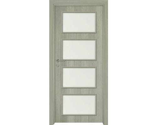 Interiérové dveře Colorado 5 prosklené 80 L cedr