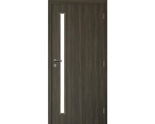 Interiérové dveře Solodoor Zenit 20 prosklené 90 P fólie rustico (VÝROBA NA OBJEDNÁVKU)