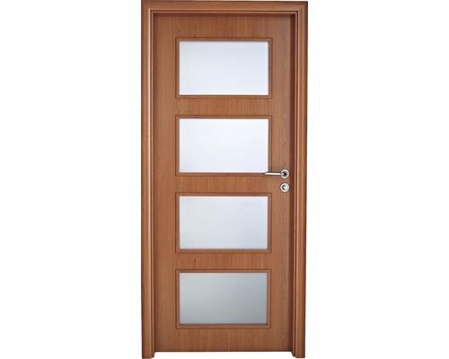 Interiérové dveře Colorado 5 prosklené 90 P třešeň (VÝROBA NA OBJEDNÁVKU)