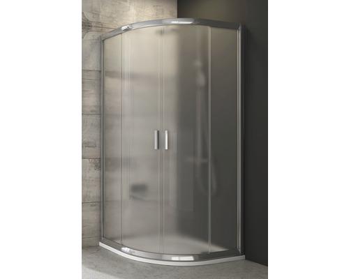 Sprchový kout Ravak Blix BLCP4-80 bright alu+Grape dvoukřídlé dveře 3B240C00ZG