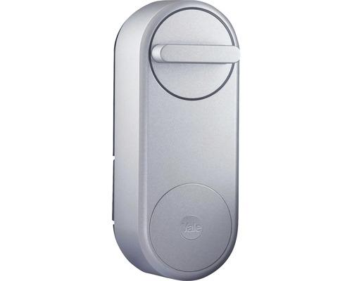 Yale Linus Smart Lock elektronický dveřní zámek stříbrný