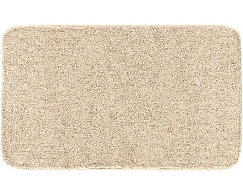 Předložka do koupelny Grund Melange béžová 60x100 cm