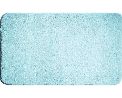 Předložka do koupelny Grund Melange tyrkys 70x120 cm