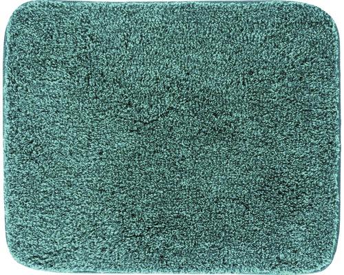 WC Předložka do koupelny Grund Melange tyrkys 50x60 cm