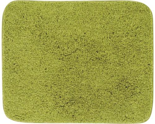 WC Předložka do koupelny Grund Melange kiwi zelená 50x60 cm