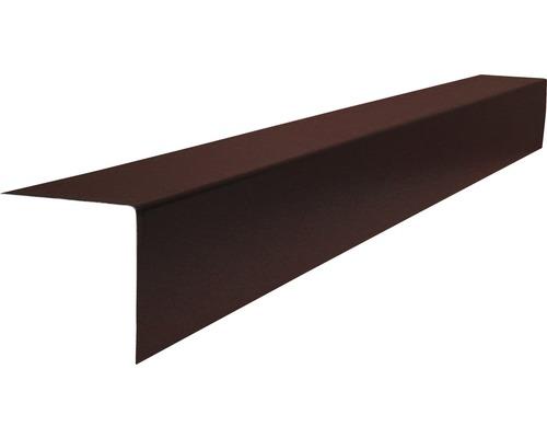 Rohový profil Precit Roof 8017 100 mm 2 m