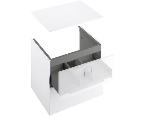 Deska pod umyvadlo RAVAK Comfort 600 bílá