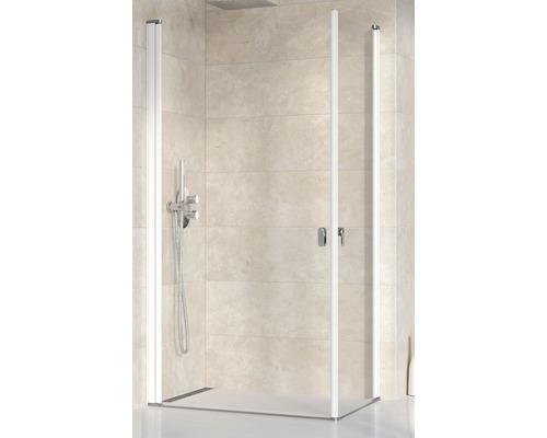 Modulární sprchový kout Ravak Chrome CRV1-90 white+Transparent jedna strana 1QV70101Z1