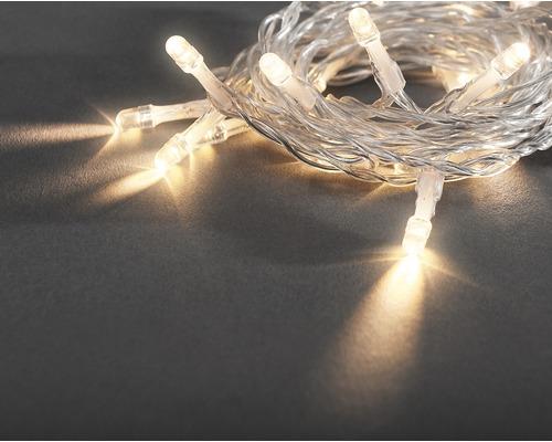 Světelný řetěz Konstsmide 30 LED, teplé bílé světlo