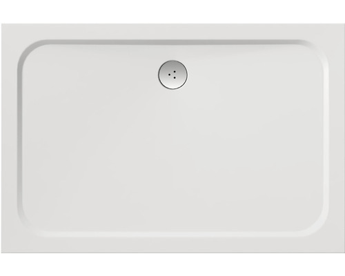 Sprchová Vanička RAVAK Galaxy Pro Chrome GIGANT 110x80 cm XA04D401010