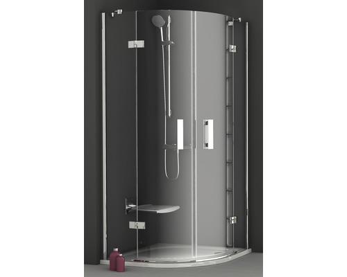 Sprchový kout RAVAK Smartline SMSKK4-90 chrom+transparent 3S277A00Y1