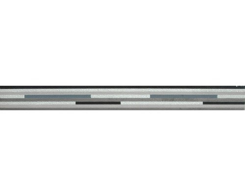 Listela REALITY Gris 5x50 cm